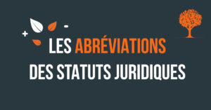 Statuts juridiques