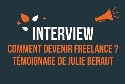 Freelance entrepreneuriat, interview